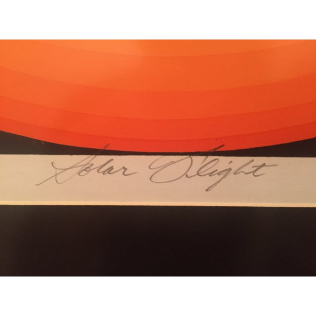 Roy Ahlgrens Signed Seriagraph - Image 4 of 8