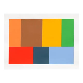"""Tom McGlynn """"Test Pattern 9 (Cimmaron)"""", Painting For Sale"""