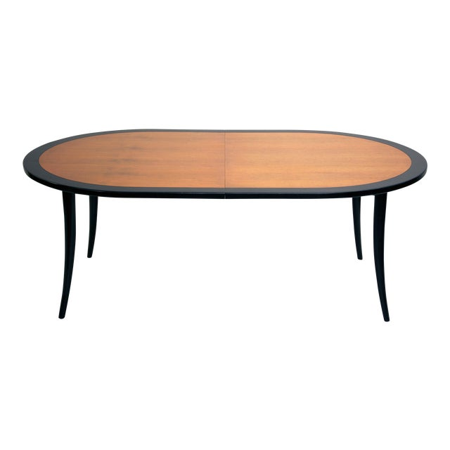 Harvey Probber Saber Leg Dining Table For Sale