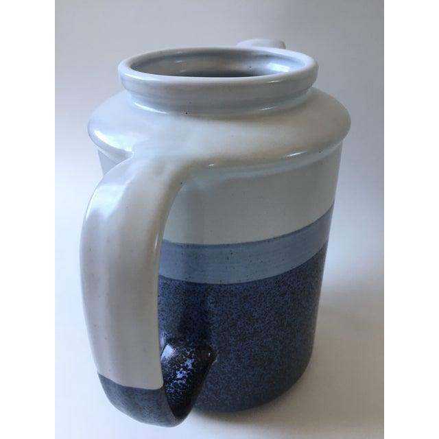 Vintage Japanese Stoneware Pitcher - Image 8 of 11
