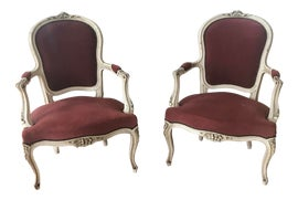 Image of San Francisco Bergere Chairs
