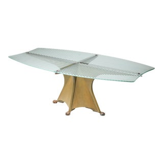 1985 Oscar Tusquets 'Alada' Dining Table For Sale