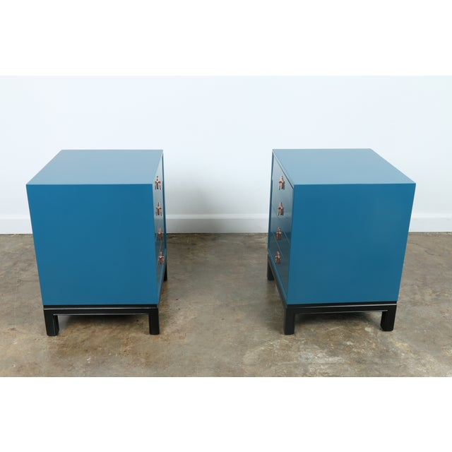 Landstrom Furniture Nightstands - A Pair - Image 6 of 11