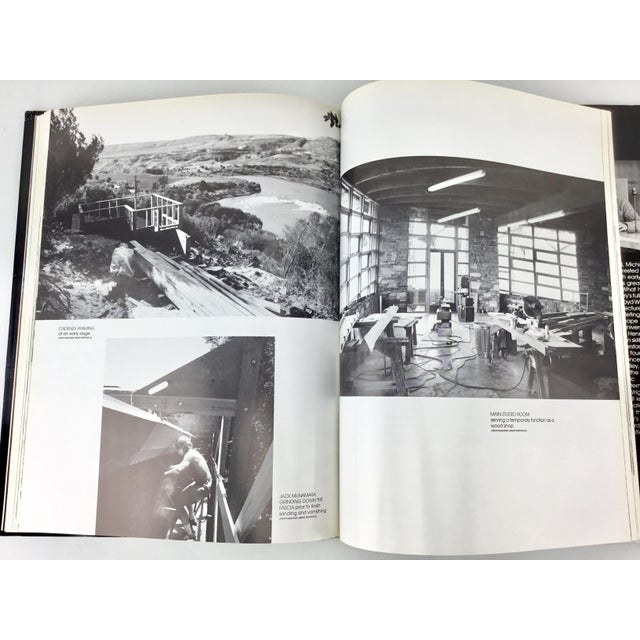 Frank Lloyd Wright Rare Teater's Knoll Book by Henry Whiting For Sale - Image 9 of 13