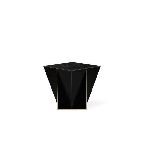 Not Yet Made - Made To Order Prisma Side Table From Covet Paris For Sale - Image 5 of 5