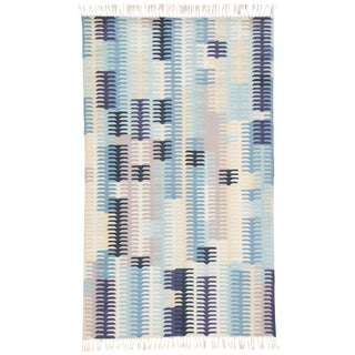 Jaipur Living Carver Abstract Blue & Gray Area Rug - 2' X 3'