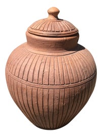 Image of Clay Ginger Jars