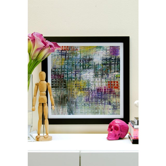 Woven Framed Print by Julian Spencer - Image 3 of 3