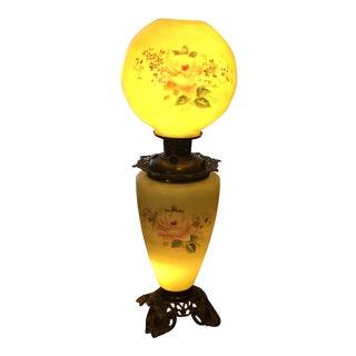 Victorian Double Globe Lamp, 1870s