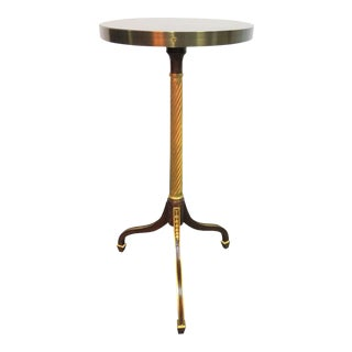 Baker Stately Homes Rosewood Tripod Table