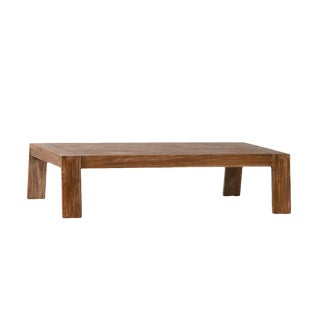 Outdoor Teak Coffee Table For Sale