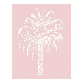 """""""La La Land"""" 48x30 Original Framed Illustration"""