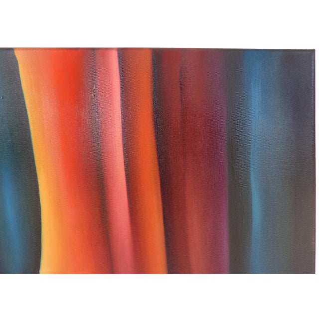 Contemporary Oil Painting by Cuban American Artist Juan Navarette For Sale In Miami - Image 6 of 8