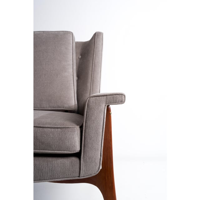Vladimir Kagan for Dreyfuss Lounge Chair, Circa 1950s For Sale In Detroit - Image 6 of 7