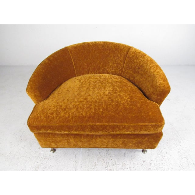 1960s Adrian Pearsall Lounge Chair for Craft Associates For Sale - Image 5 of 11