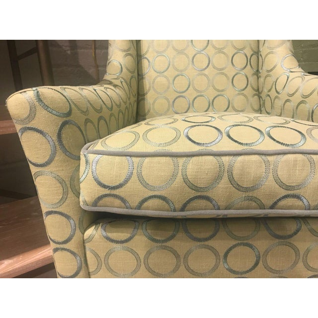 Hickory Chair Jackson Wing Chair - Image 6 of 7