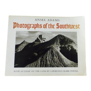 Ansel Adams, Photographs of the Southwest