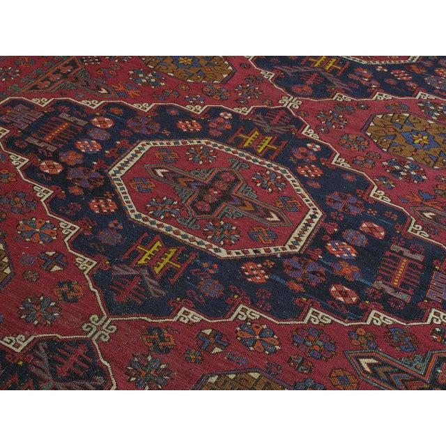 Sumak Carpet For Sale In New York - Image 6 of 10