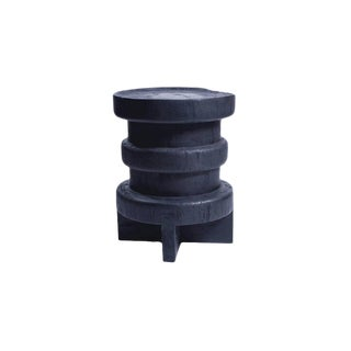 Tito Side Table Black Stain
