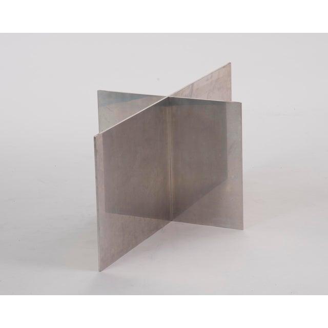 Paul Mayen for Habitat Aluminium Coffee Table, like all of Paul Mayen's work this is an elegant mid century design. There...