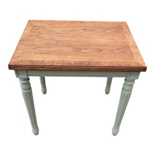 1970s French Country Thomasville Side Table