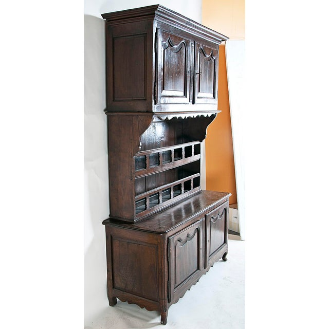 Large French Three Part Cabinet - Image 5 of 8
