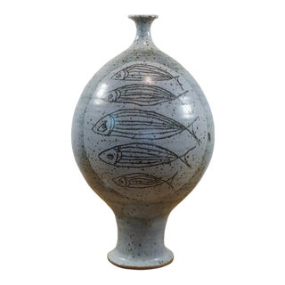 Antonio Prieto Bottle Shaped Vase