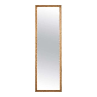 French 19th Century Rectilinear Giltwood Mirror For Sale
