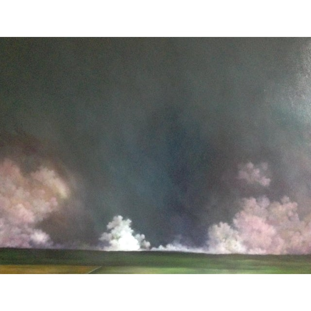 """""""Away"""" Oil Painting - Image 1 of 4"""