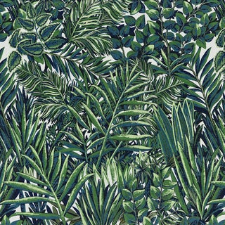 Scalamandre Playa Jardin Tapestry Fabric Sample For Sale