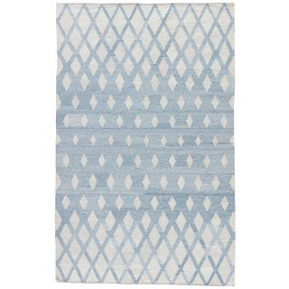 Jaipur Living Winipeg Indoor/ Outdoor Geometric Area Rug - 8′ × 10′ For Sale