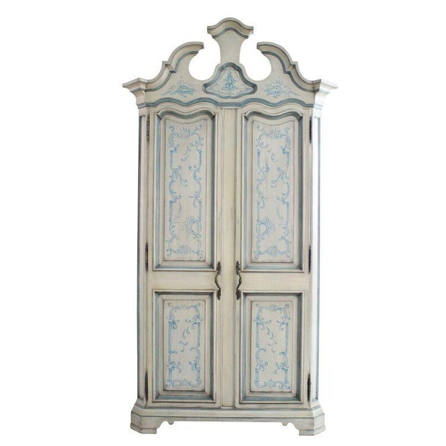 Karges Chinoiserie Wardrobe - Image 1 of 5
