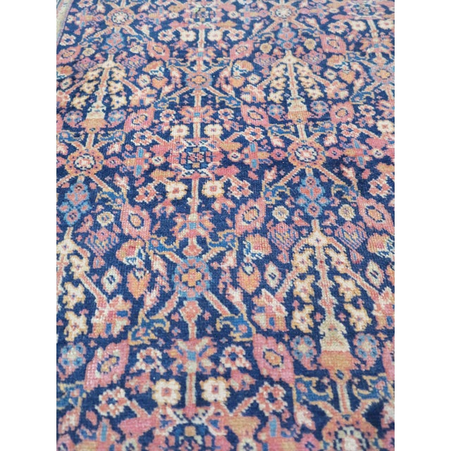 Early 20th Century Tabriz Persian Rug - 7′4″ × 11′5″ For Sale - Image 5 of 6