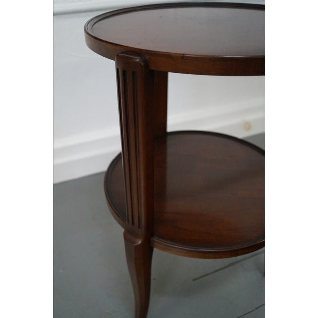 Widdicomb Vintage French Louis XV Style Side Table - Image 4 of 10