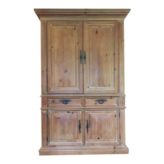 Thomasville Santiago Entertainment Center / Armoire For Sale