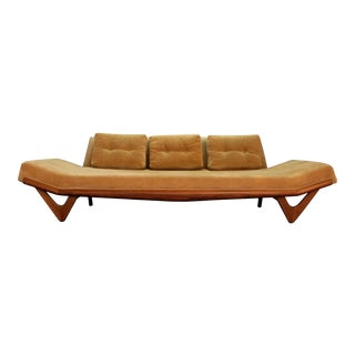 Mid-Century Modern Adrian Pearsall Gondola Sofa on Boomerang Legs 2303 For Sale