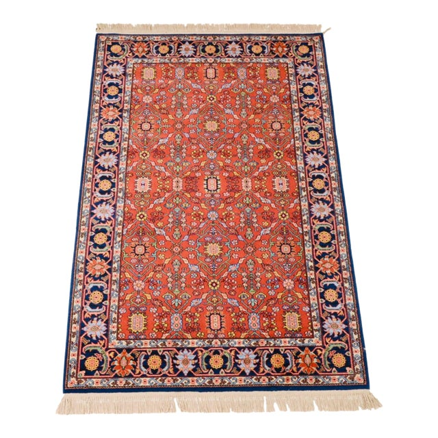 Vintage Serapi #729 Karastan Wool Rug - 8′8″ × 12′ For Sale