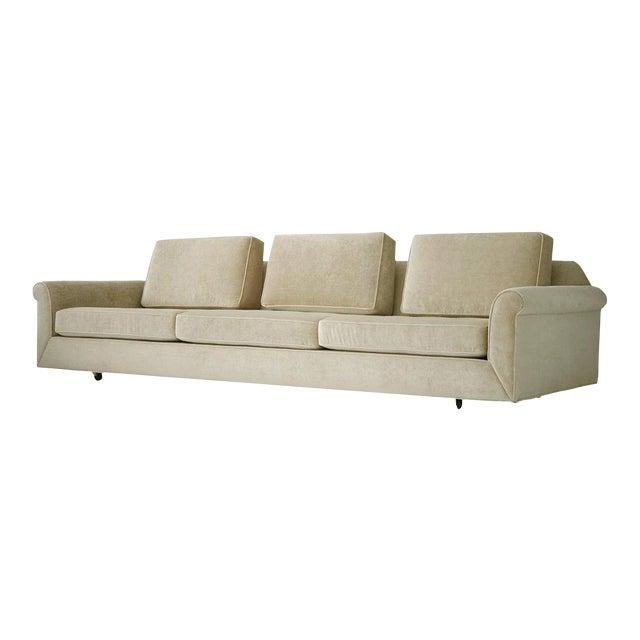 """Edward Wormley Dunbar Sofa """"Big Texan"""" - Image 1 of 1"""