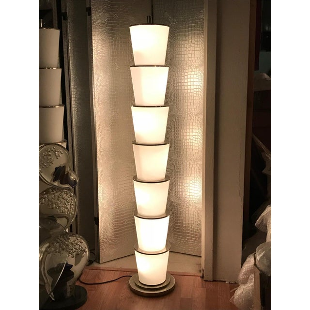 Inverno Floor Lamp by Fabio Ltd For Sale In Palm Springs - Image 6 of 11