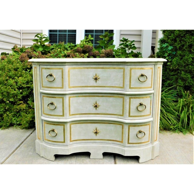Modern History Furniture Venetian Commode For Sale - Image 11 of 11