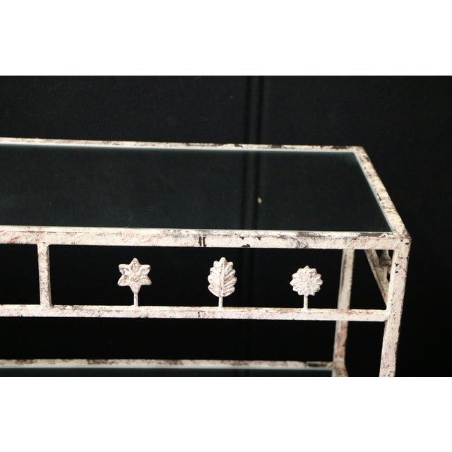 Diego Giacometti Style Console Table - Image 3 of 6