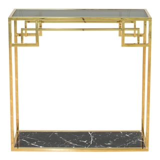 Sarreid Ltd. Hollywood Regency Taylor Console For Sale