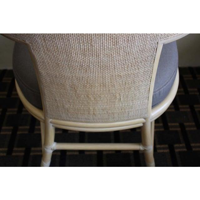 Barbara Barry Beechwood Arm Chair - Image 6 of 7