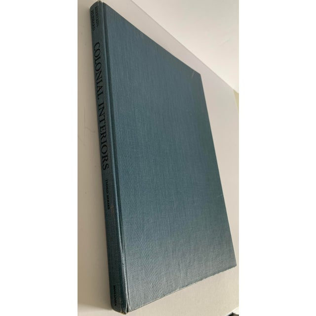 American Colonial Interiors Hardcover Book For Sale - Image 3 of 13