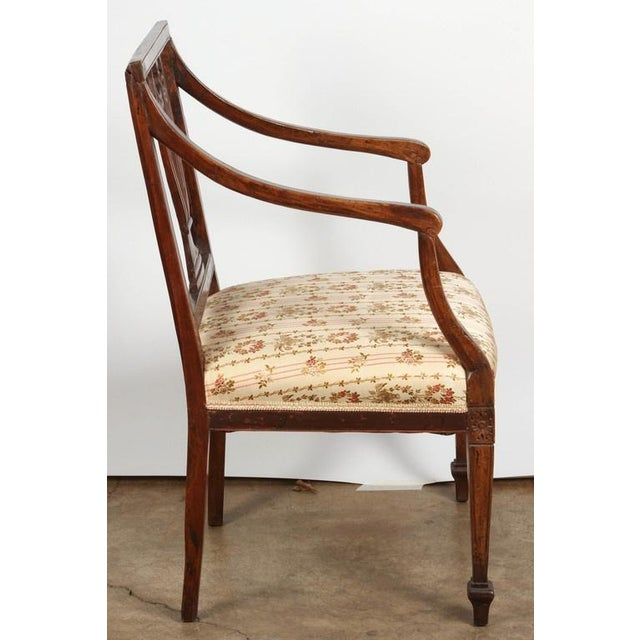 Set of Four 18th Century French Chairs For Sale In Los Angeles - Image 6 of 7