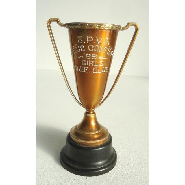 Art Deco Glee Club Trophy - Image 2 of 5