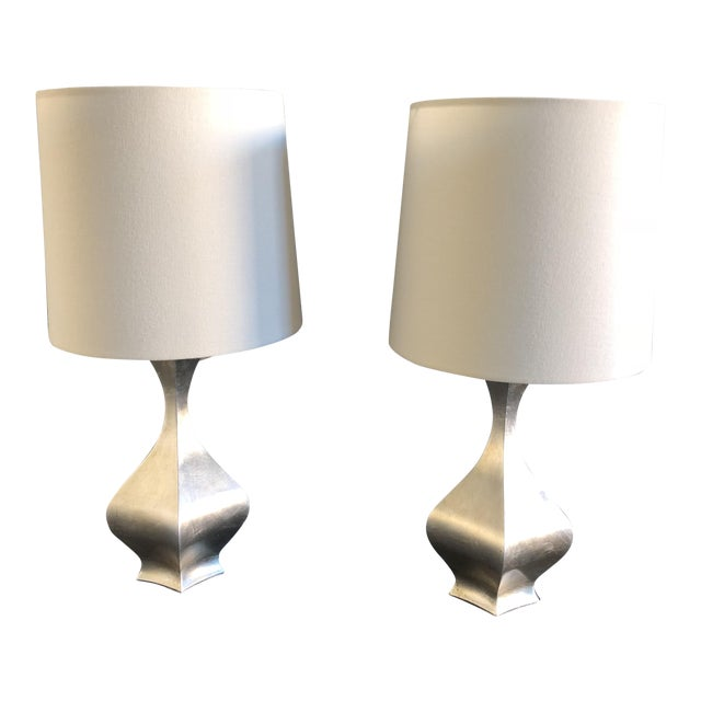 Aerin for Visual Comfort Marseille Lamps - A Pair - Image 1 of 4