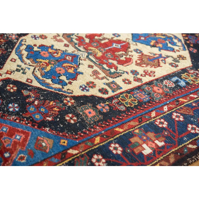 """Vintage Malayer Rug - 4'7"""" X 6'3"""" For Sale In New York - Image 6 of 11"""