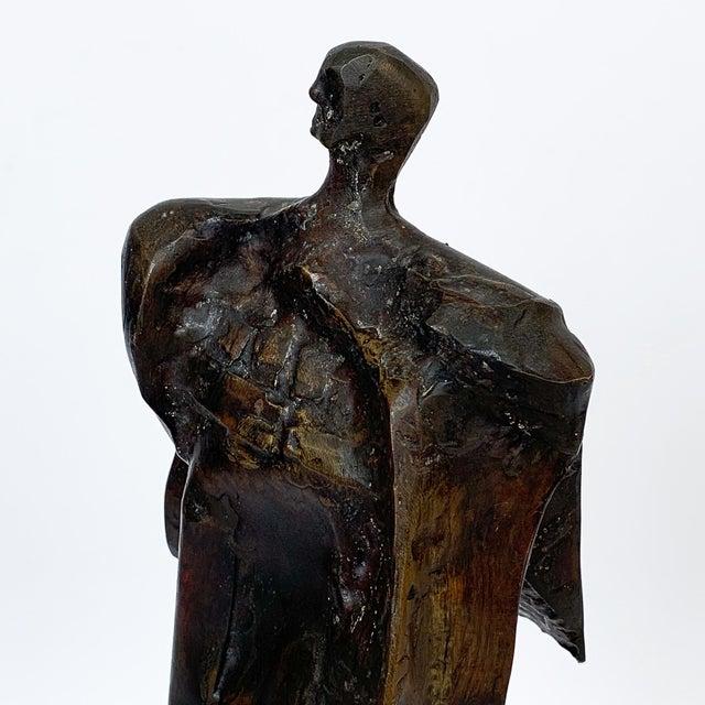 Carole Harrison Figurative Matador Sculpture For Sale - Image 9 of 13