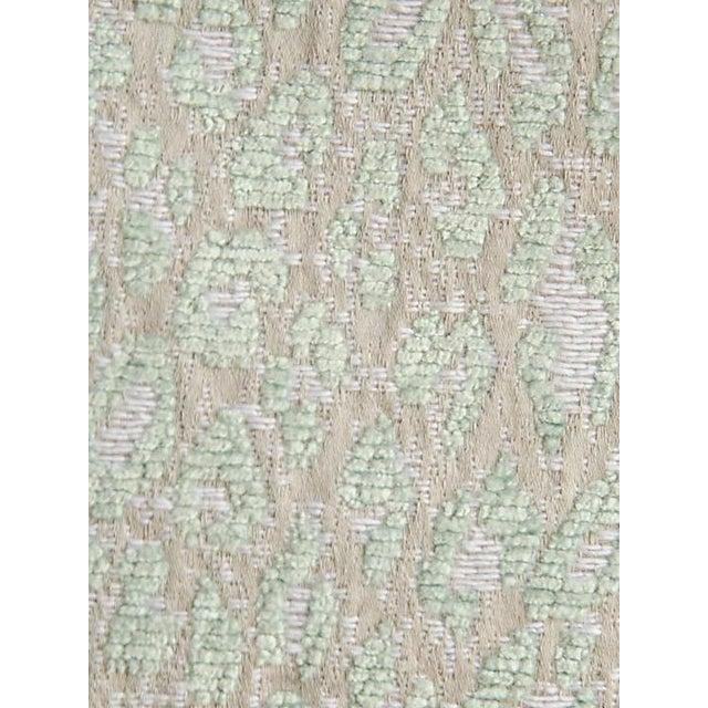 Scalamandre Leopard Aqua Harbor Fabric For Sale